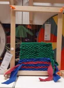 Telar de Ikea