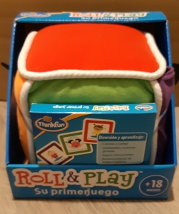 Juego de mesa Roll and play