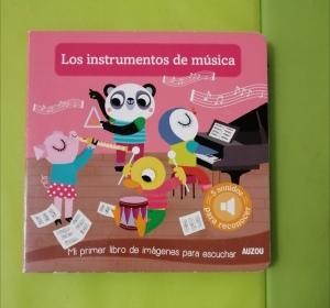 Cuento sonoro Los instrumentos de música de Auzou
