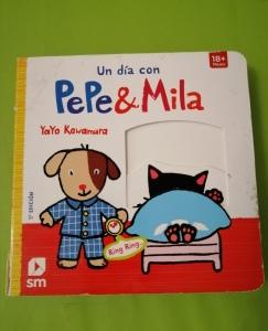 Cuento un día con Pepe y Mila. Sm